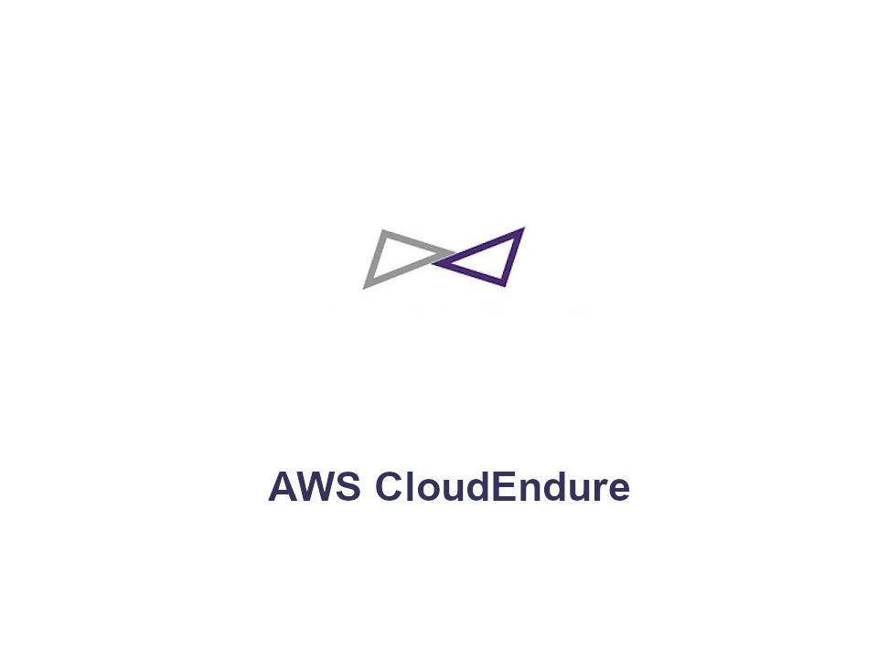 AWS CloudEndure Migration